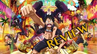 One Piece Film Gold Anime Movie Review