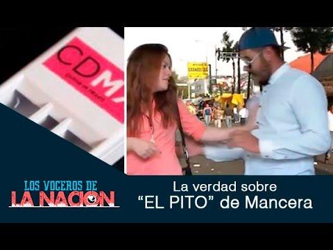 ¡EL SILBATO DE MANCERA! - LOPEZ DORIGA DICE ADIOS
