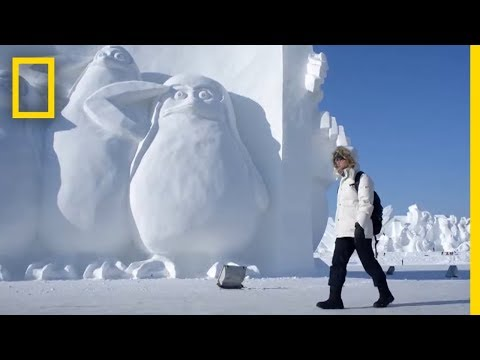 Go Inside China's Spectacular World of Snow and Ice | National Geographic