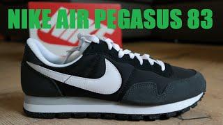 NIKE Air Pegasus 83 Unboxing & On Feet