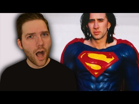"""The Death of """"Superman Lives"""": What Happened? - Movie Review"""