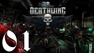 Space Hulk Deathwing - MARHEEEENZ - Part 1 Deathwing Campaign
