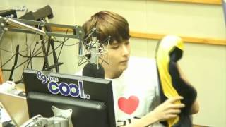 131205 DJ Photo Time Super Junior Ryeowook KTR