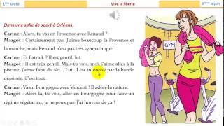 تعلم اللغة الفرنسية - محادثة 6 French4arab