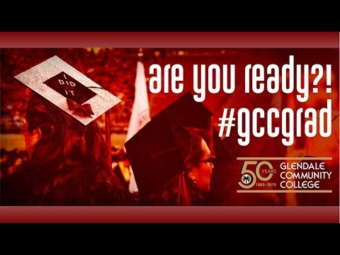 GCC Commencement LIVE from University of Phoenix Stadium, Friday, May 15