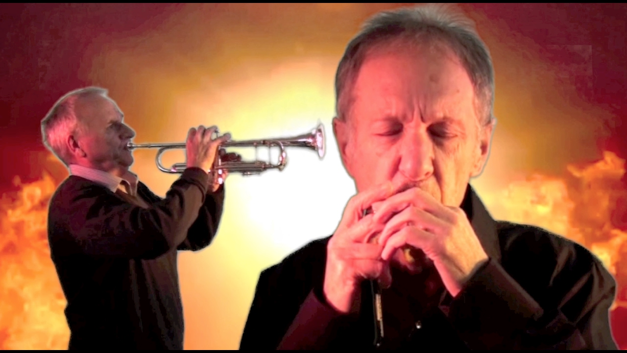 Ring of Fire Harmonica by Harproli - YouTube