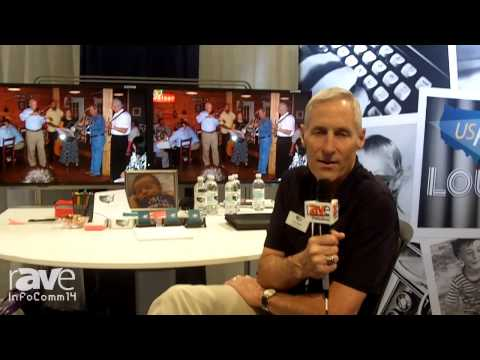 InfoComm 2014: USAV Group Discusses Their Lounge and Activity at InfoComm
