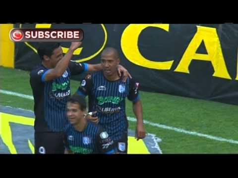 Diego Vera GOAL for Liga MX bottom side Queretaro v Morelia!