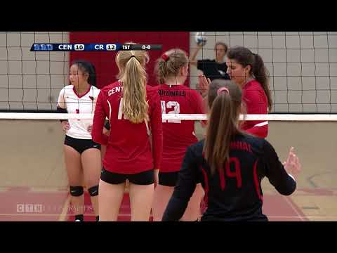 Volleyball: Centennial at Coon Rapids 9.26.17 (Full Game)