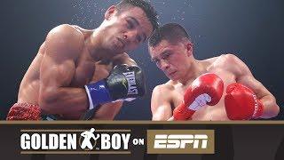 Golden Boy On ESPN: Joet Gonzalez vs Rafael Rivera (FULL FIGHT)