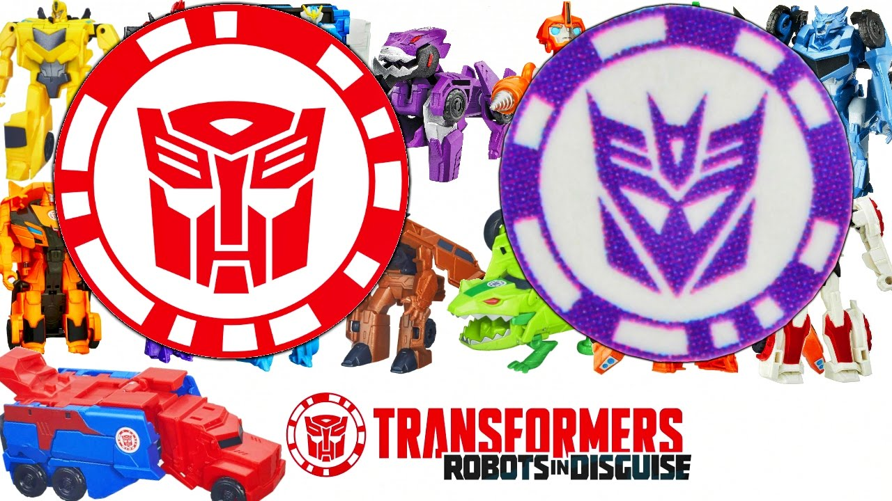 Transformers Robots In Disguise Full Collection Scan Autobot