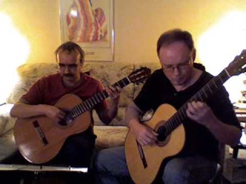 Dives and Lazarus - Trad. - Played by Nylon Tapestry