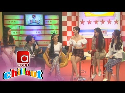 ASAP Chillout: Liza and Enrique share their greatest experience on Bagani