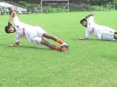 EAST BENGAL: Sushanth Mathew and Jagpreet Singh joined East Bengal practice