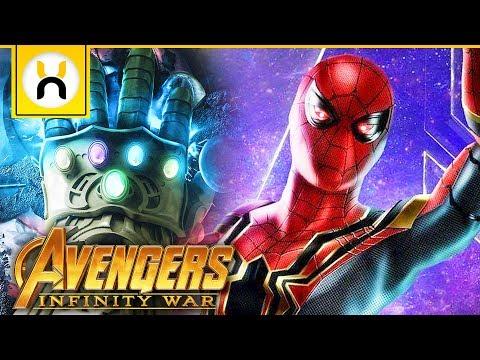 Tom Holland Explains Spider-Man Instant Kill Mode   Avengers Infinity War