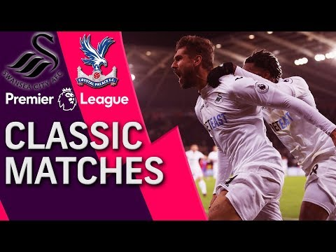 Swansea City V. Crystal Palace | PREMIER LEAGUE CLASSIC MATCH | 11/26/16 | NBC Sports