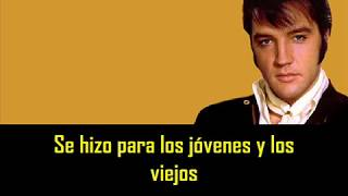 ELVIS PRESLEY - The wonderful world of christmas ( con subtitulos en español ) BEST SOUND