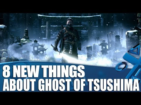 Ghost Of Tsushima - 8 Things We Learned At PSX 2017!