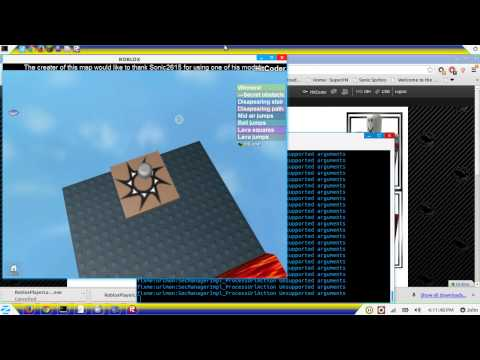 How to set up roblox on linux