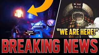 NEW HUGE EASTER EGGS DISCOVERED - VICTIS FROM THE DARK AETHER! (Cold War Zombies)