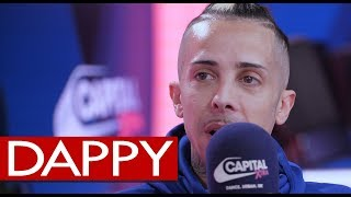 Dappy on hit Oh My, his battles, being in a dark place, N-Dubz