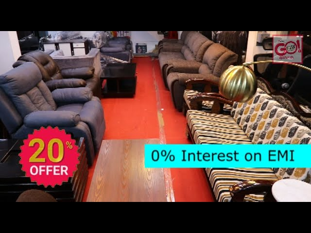 GET 20% OFF THIS FESTIVE SEASON AT CHULBUL FURNITURE WITH BAJAJ FINSERV 0% INTEREST ON EMI'S