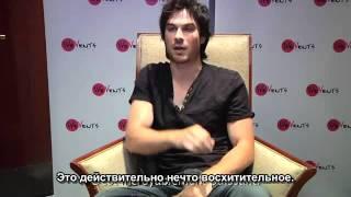 Интервью Йена для французского канала_rus sub by twilightrus.avi