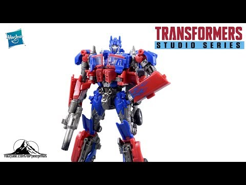 Transformers Studio Series 32 Voyager Class OPTIMUS PRIME Video Review