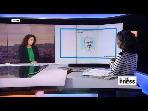 فرانس 24:A scathing critique on free press: Washington Post published Jamal Khassogi's last ever article