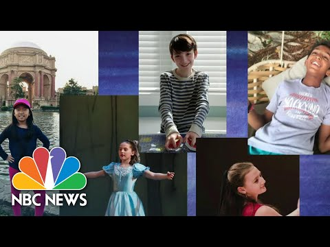 How The Coronavirus Pandemic Is Impacting Kids' Mental Health  | NBC Nightly News