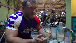 Dmitry Klokov - one day in Moscow - 2