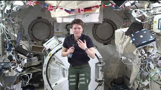 Expedition 59 Inteviews with Army News Service KCTS and KUOW Radio April 24, 2019