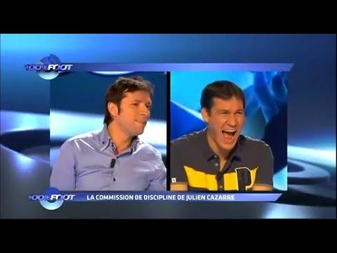 Rudi Garcia - La commission de discipline - Julien Cazarre