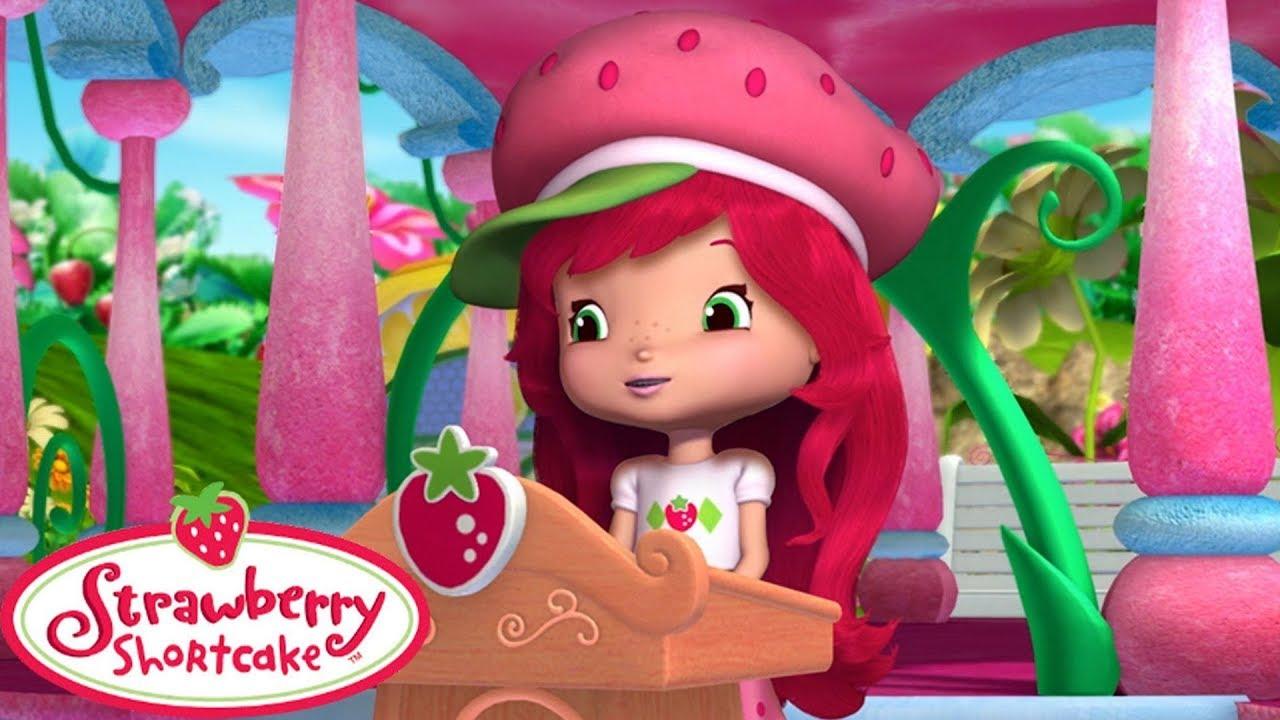 Berryfest Princess!   Strawberry Shortcake   Cartoons for Kids   WildBrain Bananas