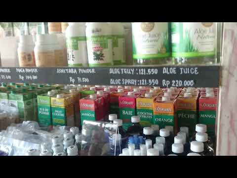 Bali Buda organic shop