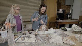 Stone Carving, Hear Jane Roar, Bill Cohen