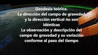 GEODESIA, ESIA TICOMAN Instituto Politecnico Nacional