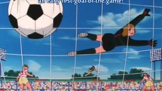 Captain Tsubasa 1983 Episode 100 English Sub   WAOAnime TV
