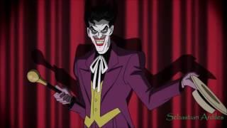 Batman The Killing Joke (The Kill - 30 Seconds To Mars) Music Video