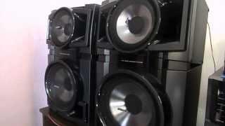 mini system sony mhc gtr88 full power d4l betcha can t do it like me