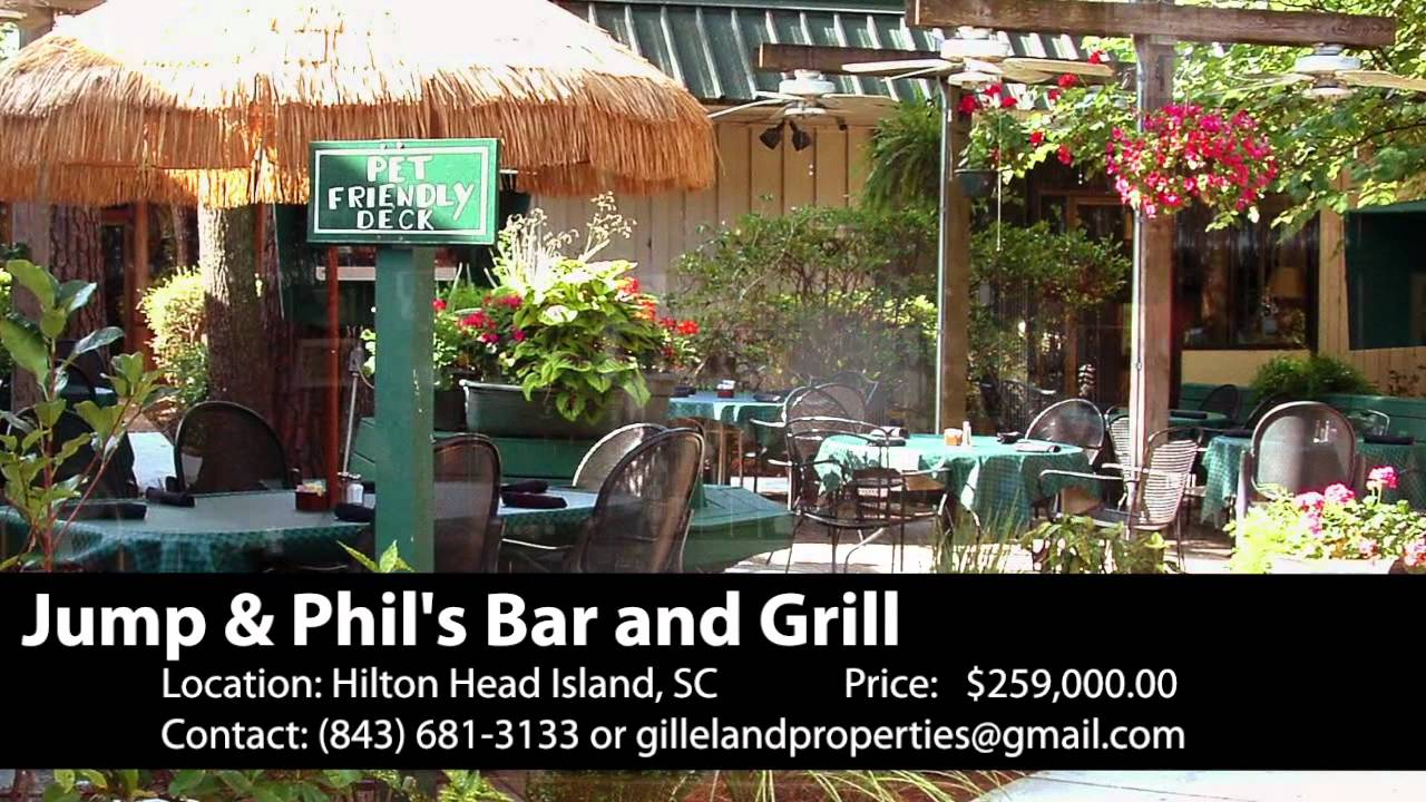 Jump and phil 39 s bar and grill youtube for Phil s fish grill