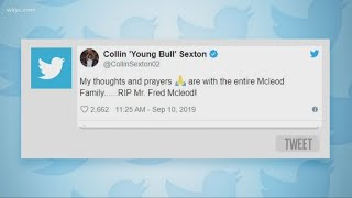 Cleveland Cavaliers players, basketball community react to the loss of Fred McLeod