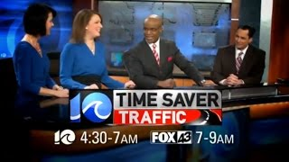 Jen Lewis Time Saver Traffic