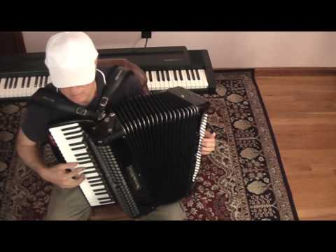 Damned souls,  easy accordion