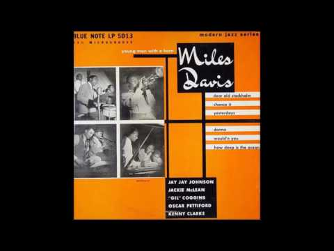 Miles Davis - Young Man With A Horn (1952) (Full Album)