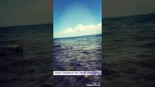 Yola düş-mavi türkü