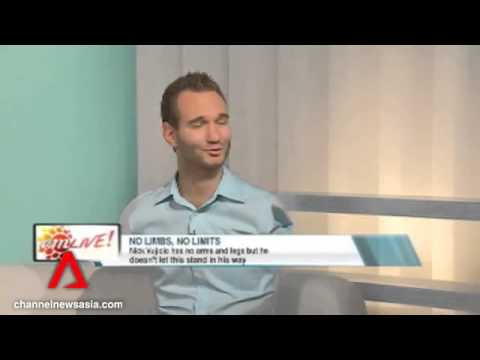 Interview: Nick Vujicic