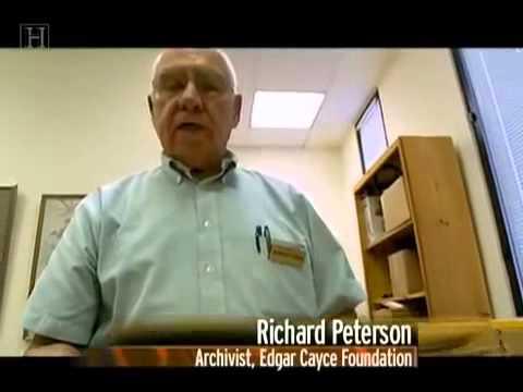 Edgar Cayce and Nostradamus - The Spiritual Tourist