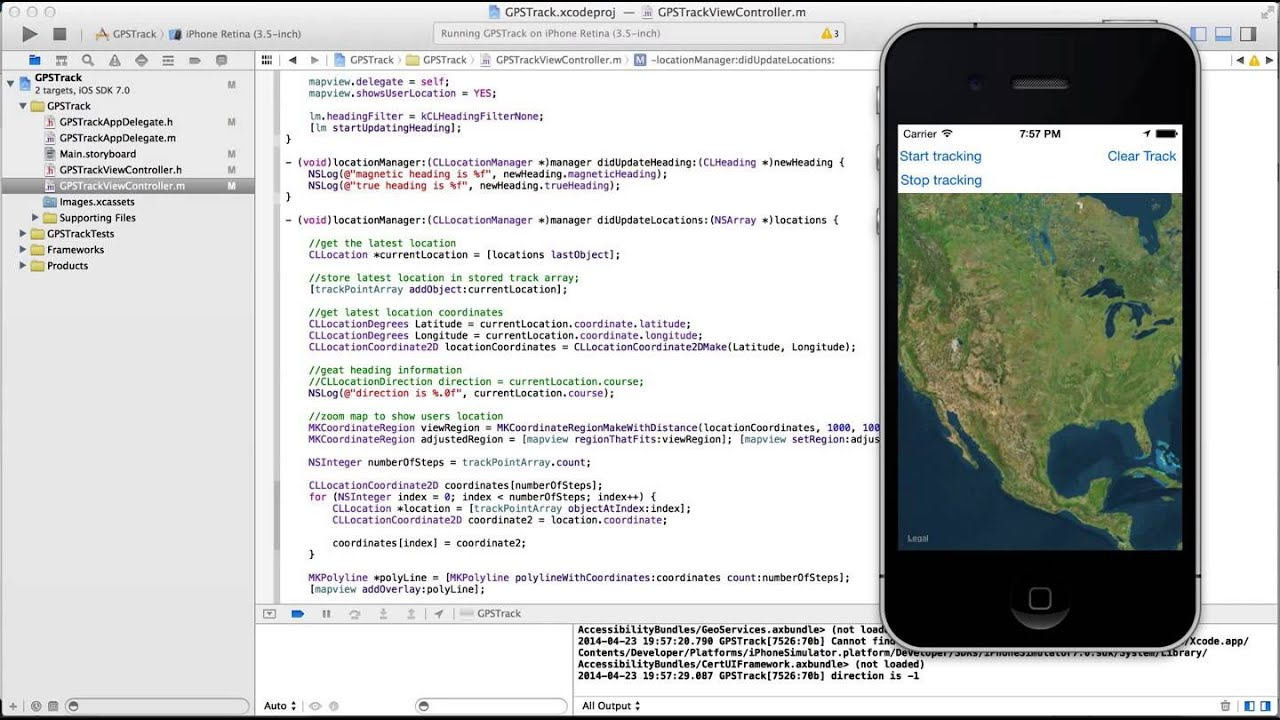 Xcode Programming Images - Reverse Search