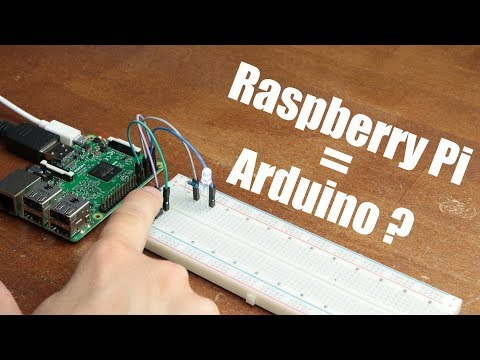 Can A Raspberry Pi Be Used As An Arduino?    RPi GPIO Programming Guide 101